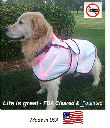 Wearable LASERwrap® Canine Products